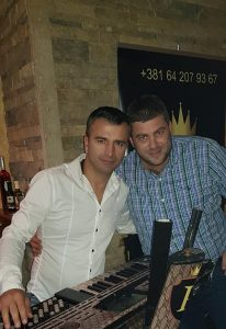 """Krštenje male Dunje restoran """"stari Kočijaš"""", Beograd"""